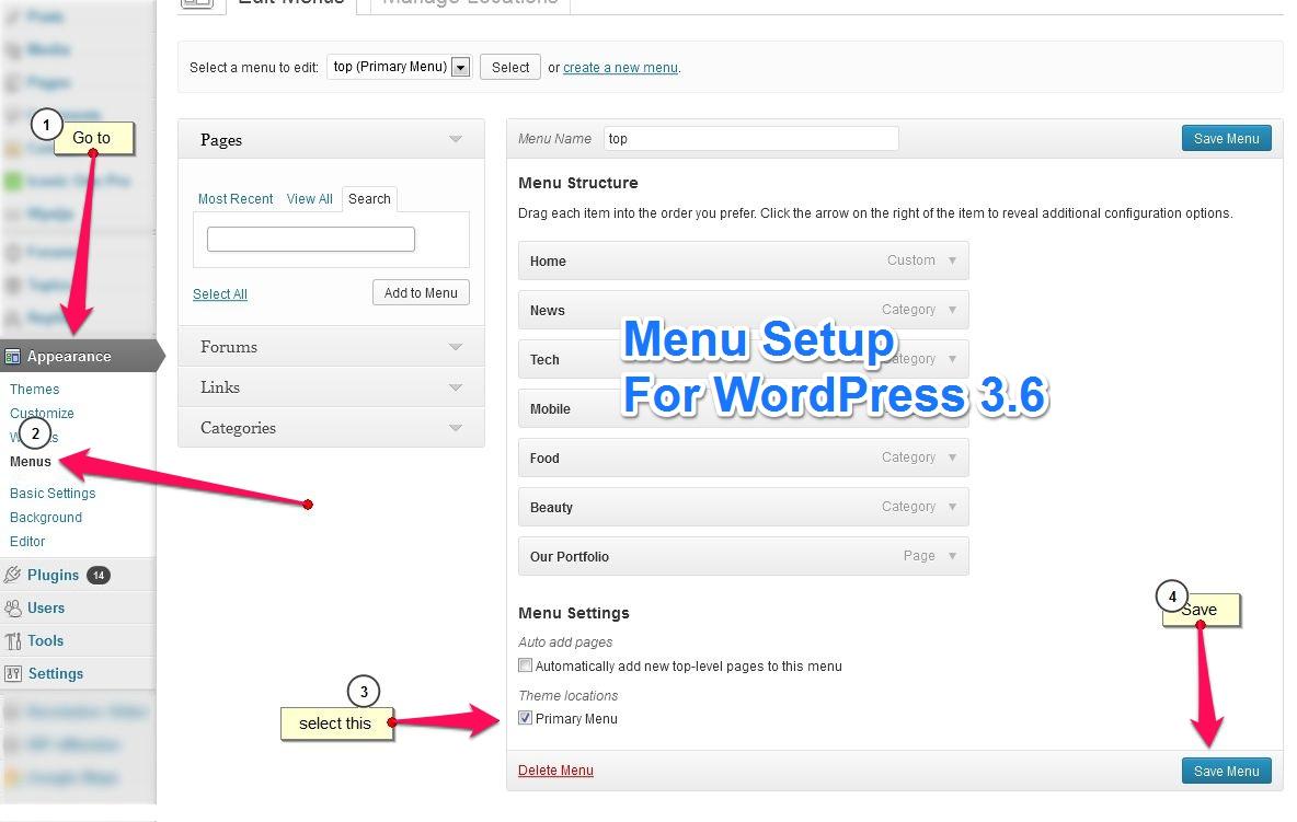 menu-setup-wp-latest-2013